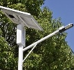 Solar powered street lighting systems to suit any application.