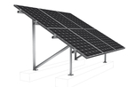 Ground mounting kits for any solar panel type