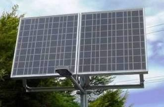 Solar street lighting products