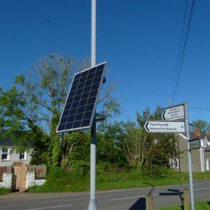 Multi-directional solar lighting
