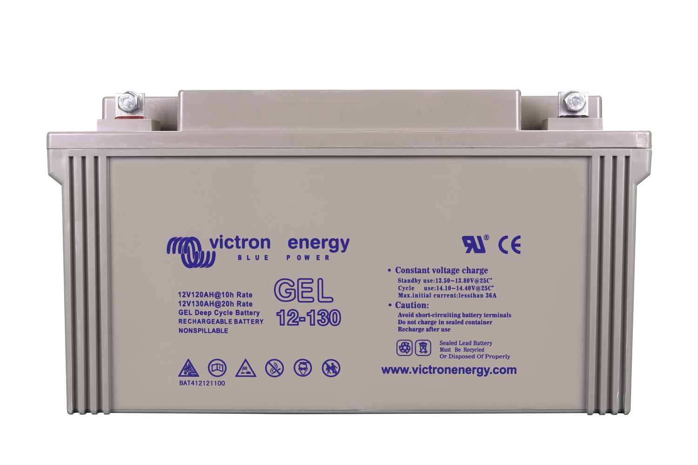 Deep Cycle Battery Victron Gel Batteries Long Life 12v Storage