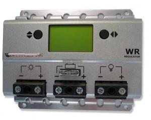 LED display solar controllers