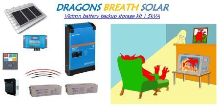 Multi-gGrid storage solar battery storage