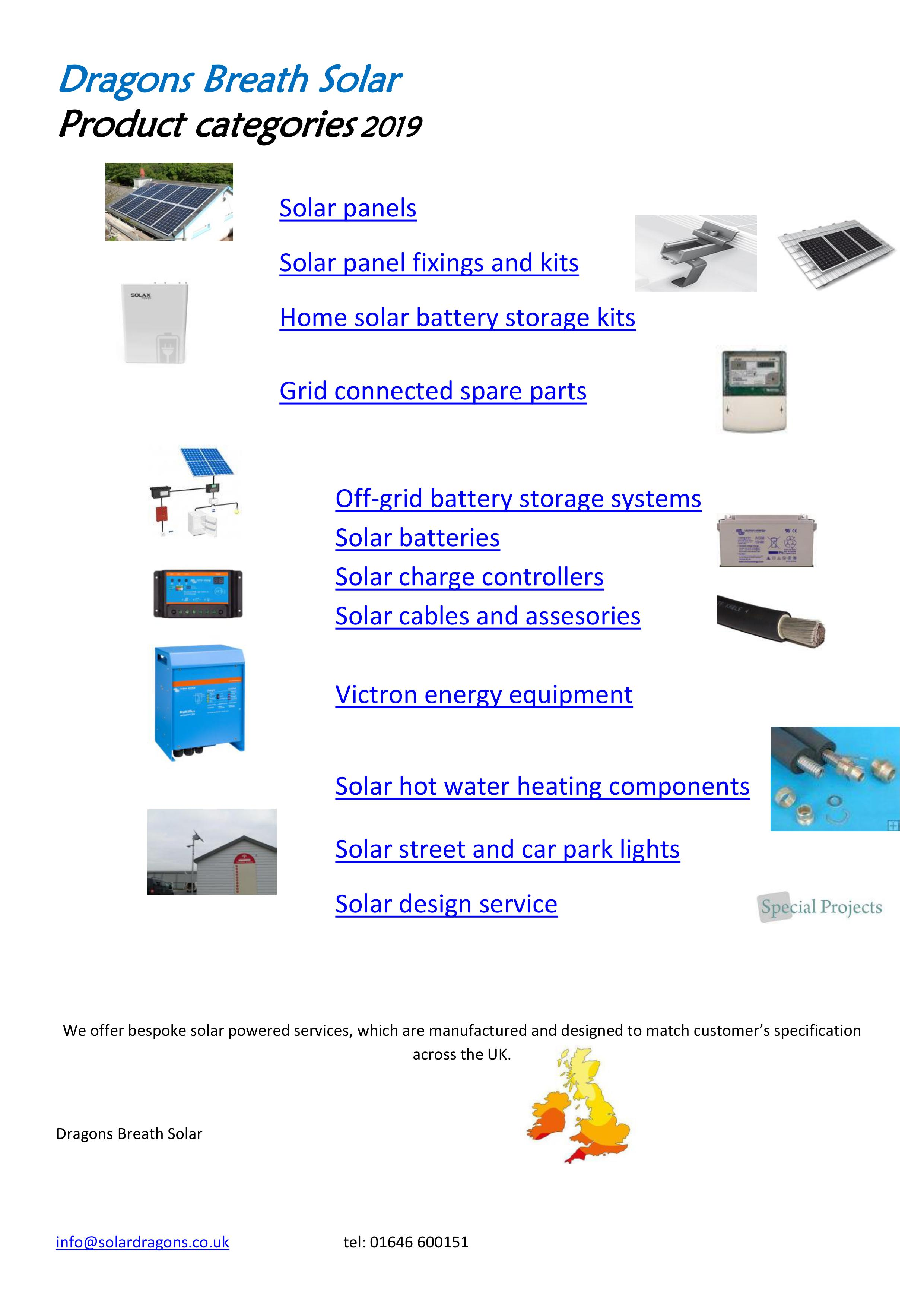 Solar fixing assessment service