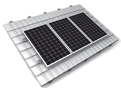 K2 solar fixings for secure roof and ground mounted solar panels