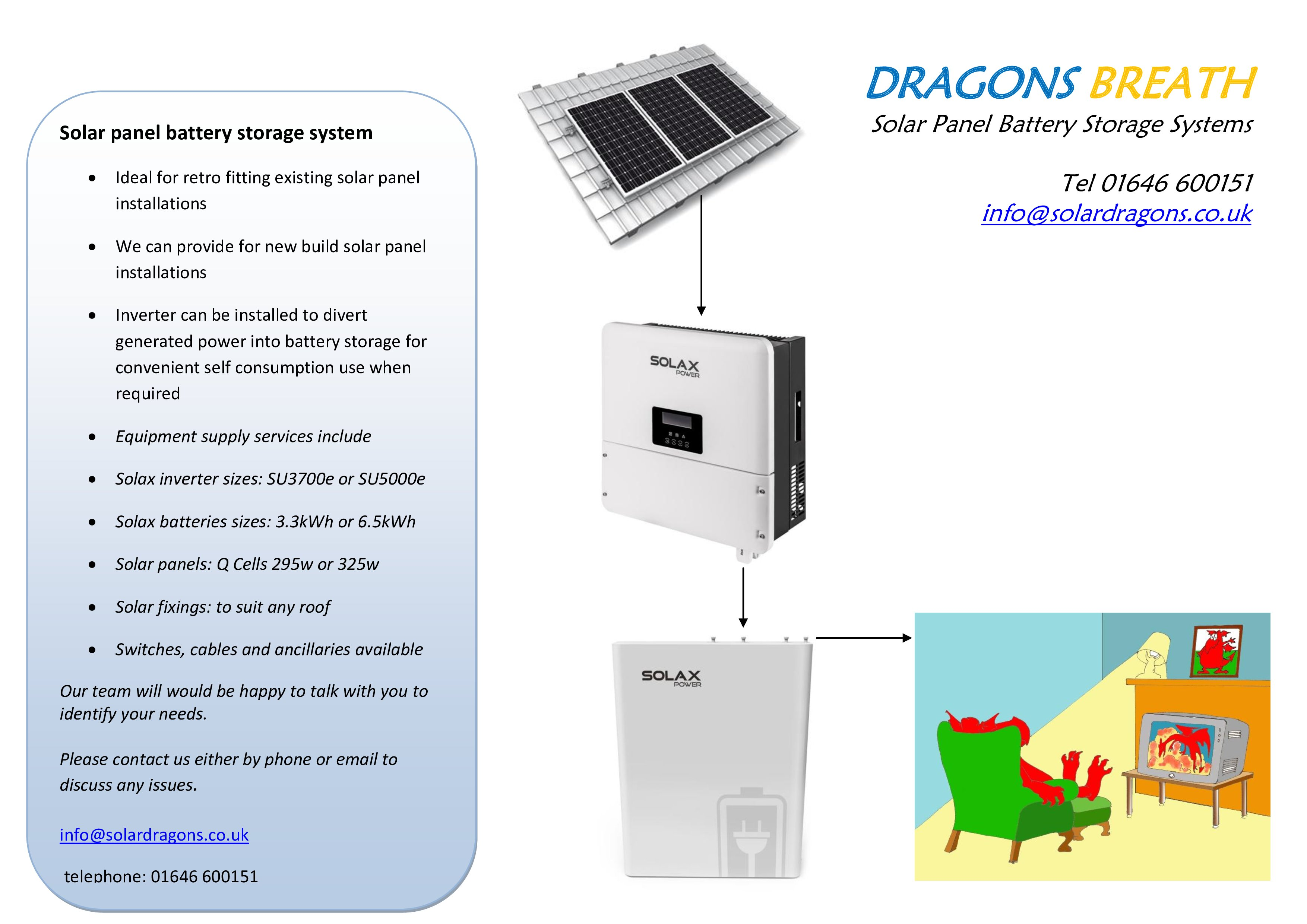 Solar Home Power Storage The Battery Is Backup Electrical Energy Of Cells In Needs Grid Kits