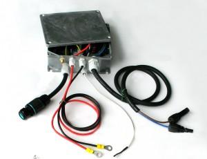 MPPT Street light controller