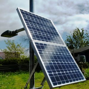 Multi-directional solar lighting