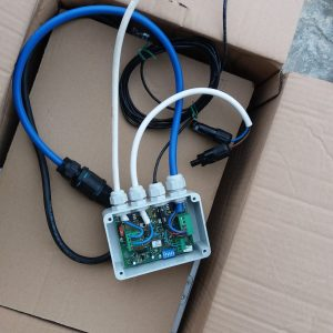 LED light controller