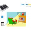 Home solar battery storage