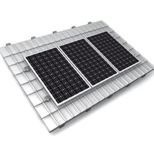 Sloped roof Solar kits