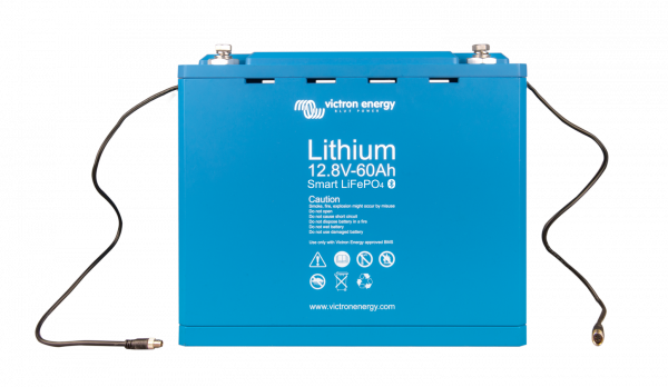 Victron smart lithium iron phosphate batteries