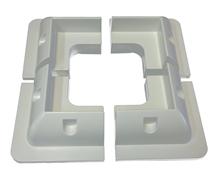 Mobile solar mounting kits