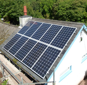 Solar system servicing