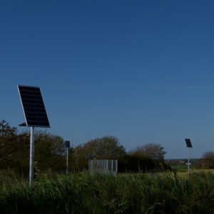 Solar lighting gallery