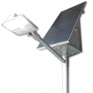 DBS1209 large area solar powered street lighting system