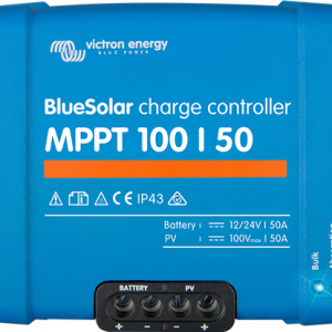 Bluesolar MPPT charge controller