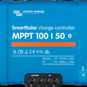 Smartsolar MPPT controller