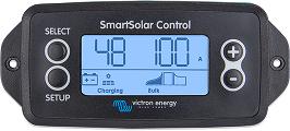 Smart solar – Control display