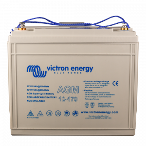 Victron battery range