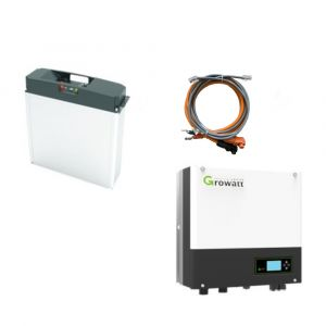 AC coupled battery storage system for existing solar panel installations