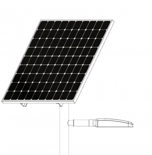 All solar powered street lighting systems available