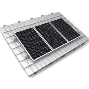 Sloped roof Solar kits